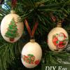 diy egg ornaments